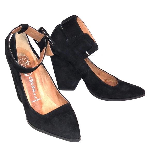 772ce373c91 Jeffrey Campbell Shoes - Jeffrey Campbell Ibiza Last Black High Heels 9.5